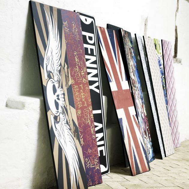 awesome metal rock bed headboard 0 thumb 630x630 24684 Awesome Metal Rock Bed Headboards from Design Folia