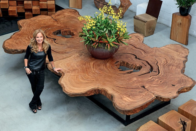 mind blowing natural wood installations by tora brasil 2 thumb 630x420 23779 Mind Blowing Natural Wood Installations by Tora Brasil