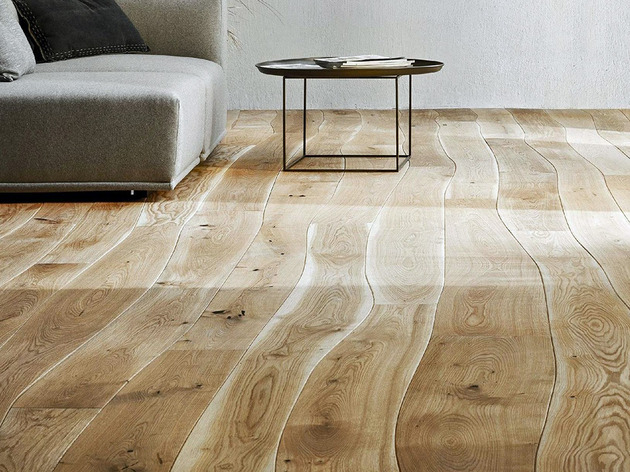 naturally curved hardwood flooring by bolefloor 1 thumb 630x472 25149 Naturally Curved Hardwood Flooring by Bolefloor
