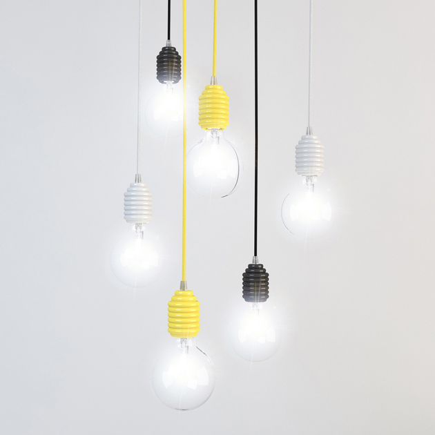 2 suspension lights 2 stories to tell 1 vidon thumb 630x630 28887 2 Irregolare Suspension Lights With 2 Stories to Tell
