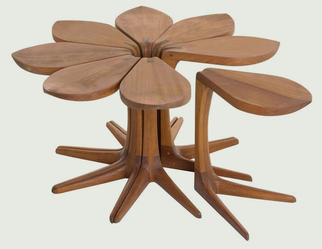 loves me loves me not side table by vogel 1 thumb 630x487 27961 Loves Me Loves Me Not Side Table by Vogel