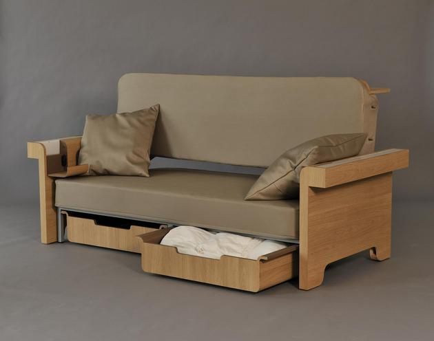 multi function couch counter bed 1 couch thumb 630x496 28359 Multi Function Couch is also Counter and Bed