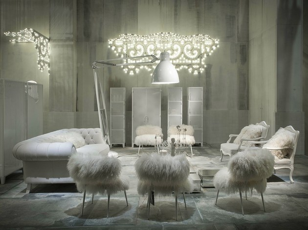 paola navone designs white fairy tale interiors latest furniture baxter 1 thumb 630xauto 34245 Paola Navone Designs White Fairy Tale like Interiors to Present Latest Furniture by Baxter