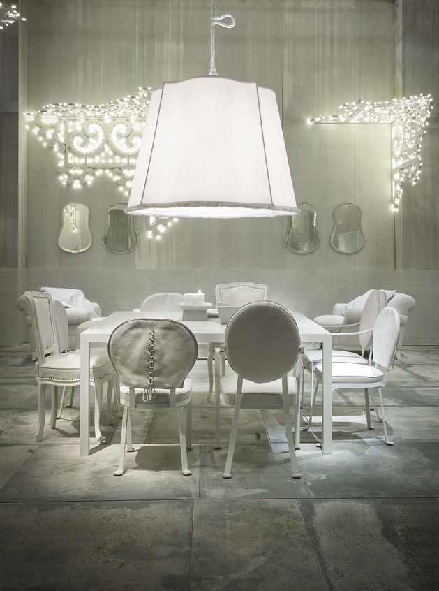 paola navone designs white fairy tale interiors latest furniture baxter 2 thumb autox846 34247 Paola Navone Designs White Fairy Tale like Interiors to Present Latest Furniture by Baxter