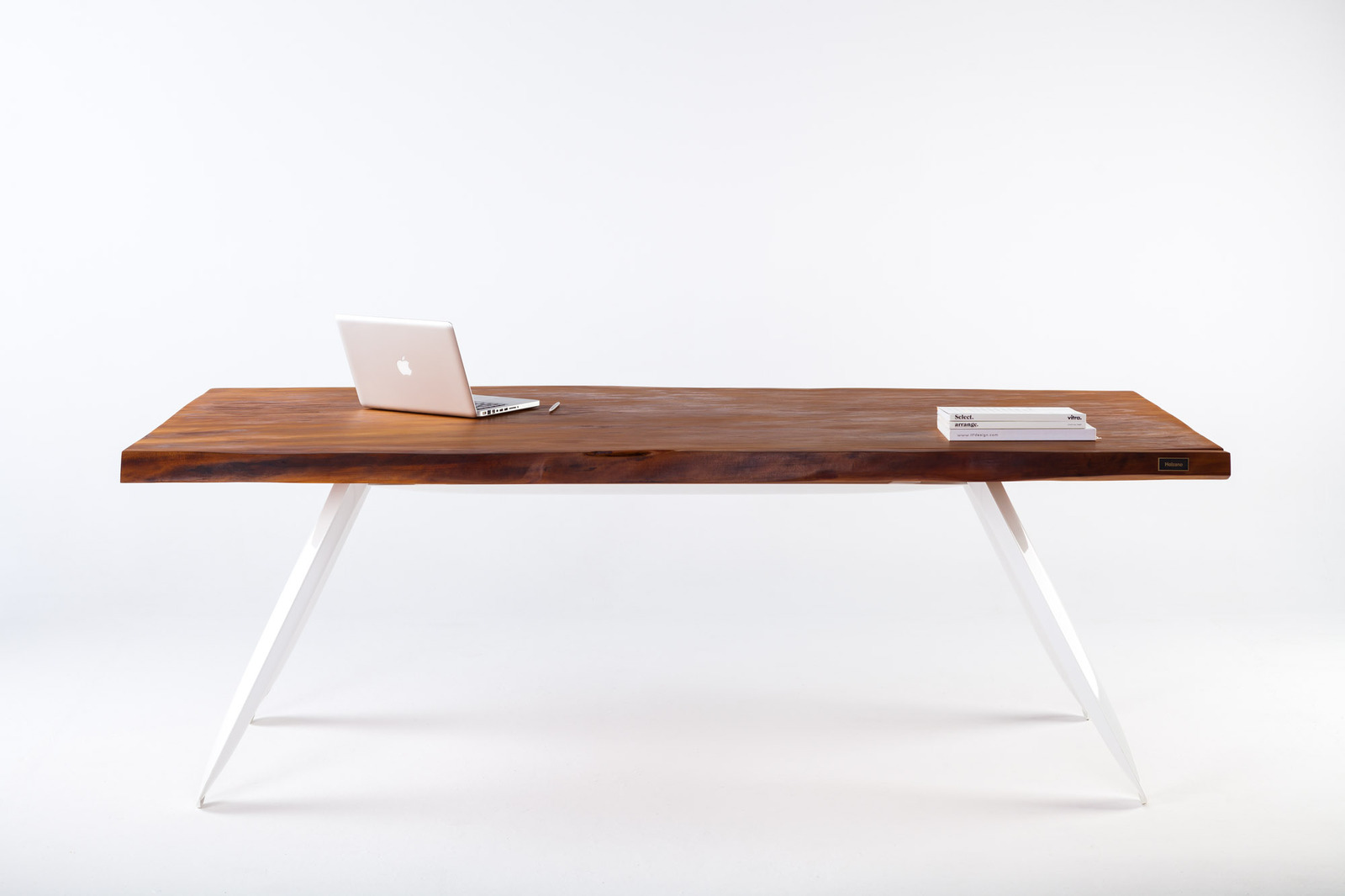 Lovely Contemporary Table From 50,000 Year Old Kauri Wood