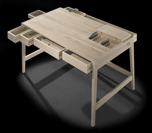 no screws glue solid wood desk wewood 1 thumb 630xauto 36314 No Screws or Glue in Solid Wood Desk by Wewood