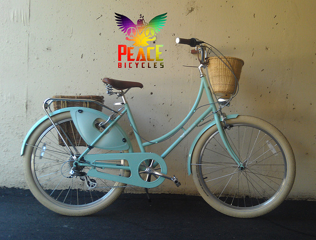 peace bikes 1 thumb 630xauto 36041 The Dreamer by Peace Bicycles is a Dream Come True