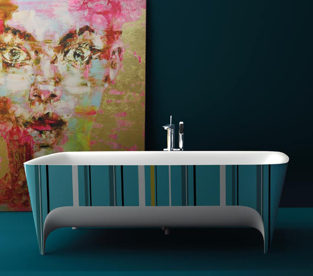 pop limited edition accademia bathtub teuco pure art 2 thumb 630xauto 35831 Accademia Bathtubs by Teuco are Strikingly Beautiful Art Forms
