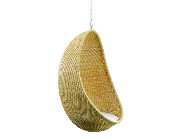 suspended wicker chair egg pierantonio bonacina 2 thumb 630xauto 37747 Suspended Wicker Chair Egg by Pierantonio Bonacina
