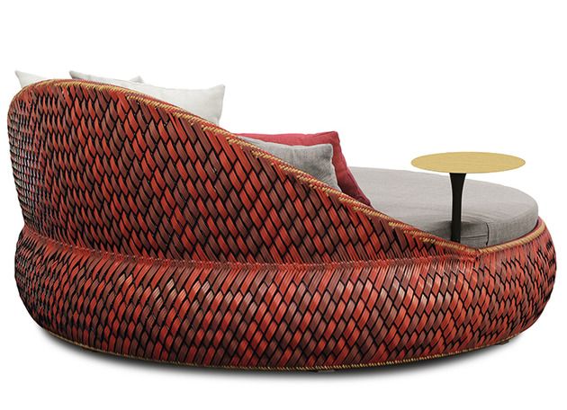 charming loveseat for the garden dala by dedon 2 thumb 630xauto 39369 Charming Loveseat for the Garden: Dala by Dedon