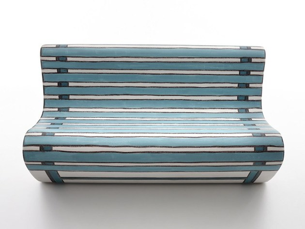 scented polyurethane sofa summertime by valerio berruti 2 thumb 630xauto 38664 Scented Sofa: Summertime by Valerio Berruti for Gufram