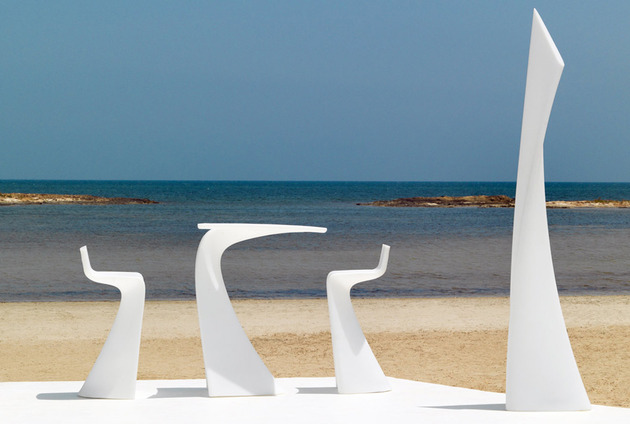 vondom wing garden furniture collection by a cero 1 thumb 630xauto 40543 Vondom Wing Garden Furniture Collection by A cero