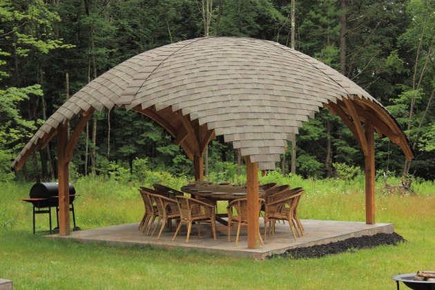 gorgeous gazebos shade tasti outdoor living gardener 10p1a thumb 630xauto 42652 Gorgeous Gazebos for Shade tastic Outdoor Living by Garden Arc