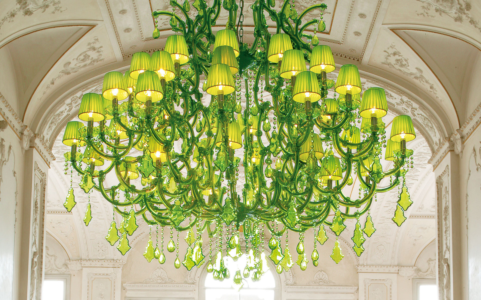 Spectacular lime green chandeliers by masiero ottocento collection view in gallery spectacular lime green chandeliers by masiero ottocento collection arubaitofo Images