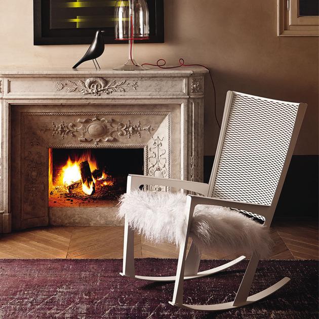 classic rocking chair cornelia by giorgio cattelan 2 thumb 630xauto 43424 Classic Rocking Chair: Cornelia by Giorgio Cattelan