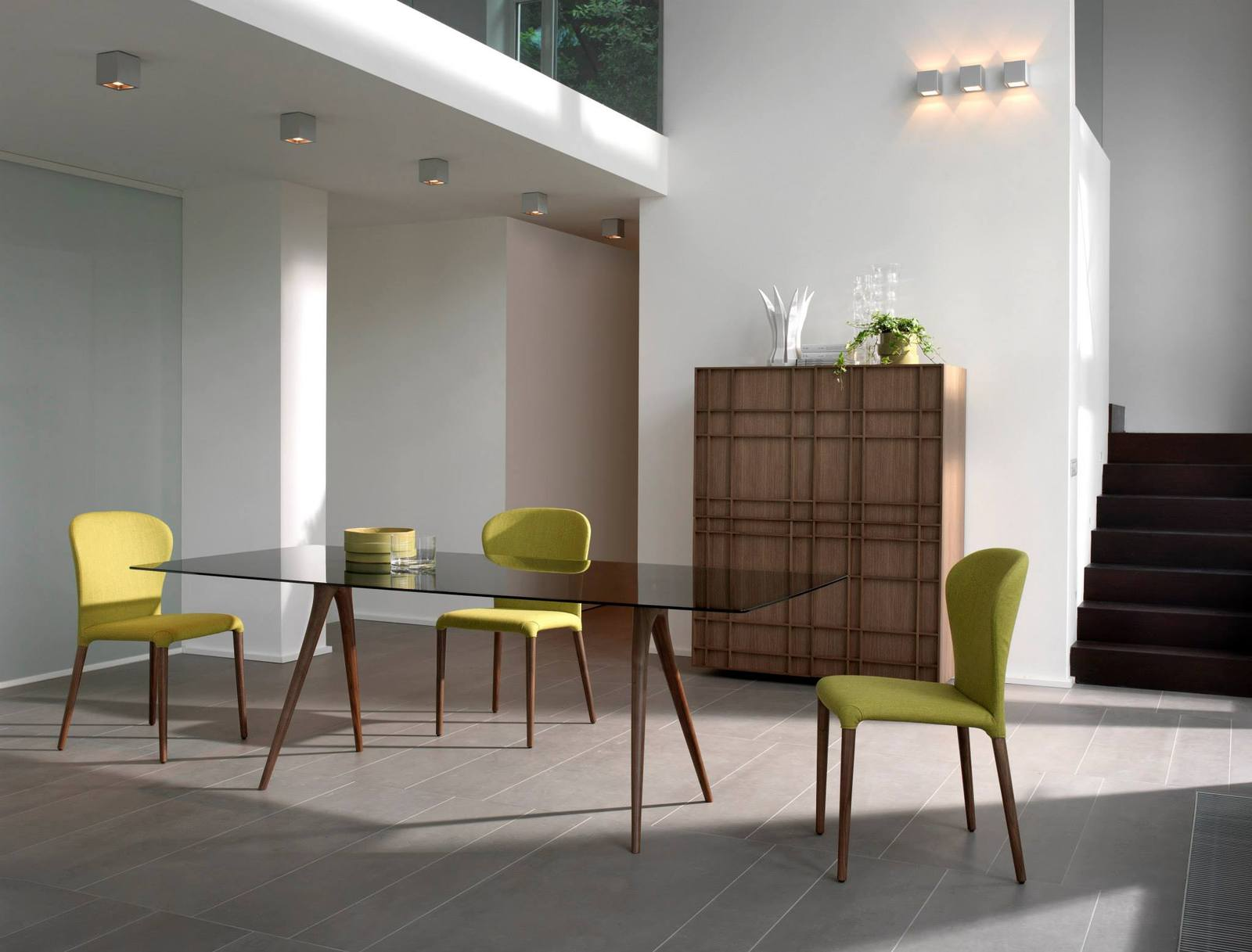 Elegant Wooden Furniture And Mirrors Porada