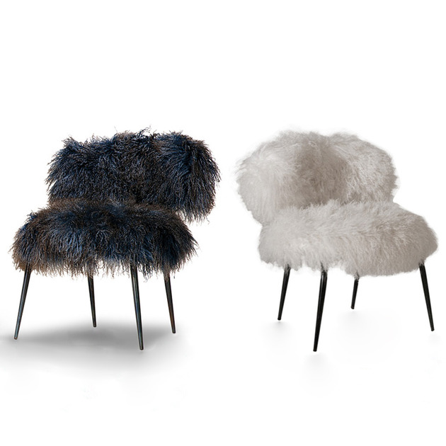 faux fur furniture from baxter by paola navone nepal 2 thumb 630xauto 43311 Faux Fur Furniture from Baxter by Paola Navone: Nepal