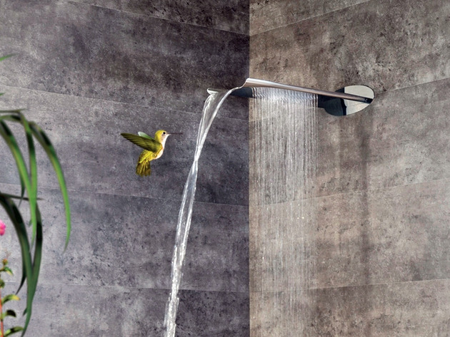 heads above the rest air showerhead by massimiliano settimelli 2 thumb 630xauto 42986 Heads Above the Rest: AIR Shower head by Massimiliano Settimelli