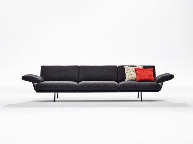 versatile modular sofa system zinta from arper 2 thumb 630xauto 42820 Versatile Modular Sofa System: Zinta from Arper