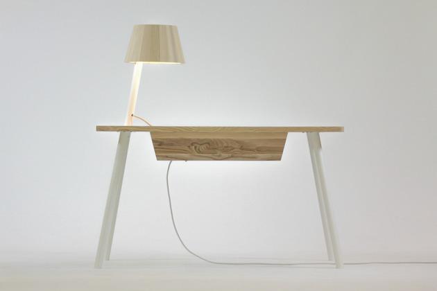 ring desk by codalangi design studio 1 thumb 630xauto 45376 Ring Desk by Codalangi Design Studio Speaks to Style