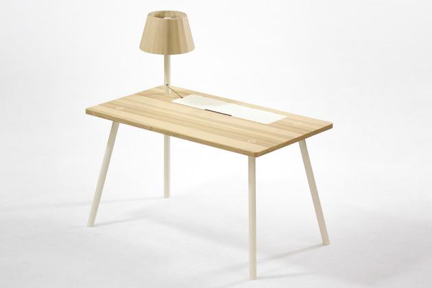 ring desk by codalangi design studio 2 thumb 630xauto 45378 Ring Desk by Codalangi Design Studio Speaks to Style