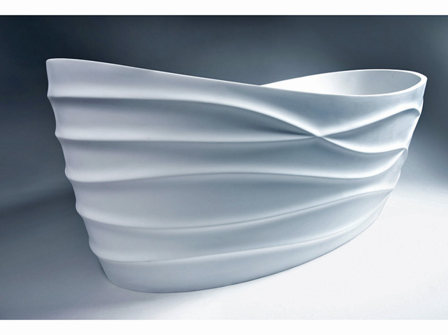 body licious dune bathtub carol thumb 630xauto 46178 The Body licious Dune Bathtub by Caroline Beaupere