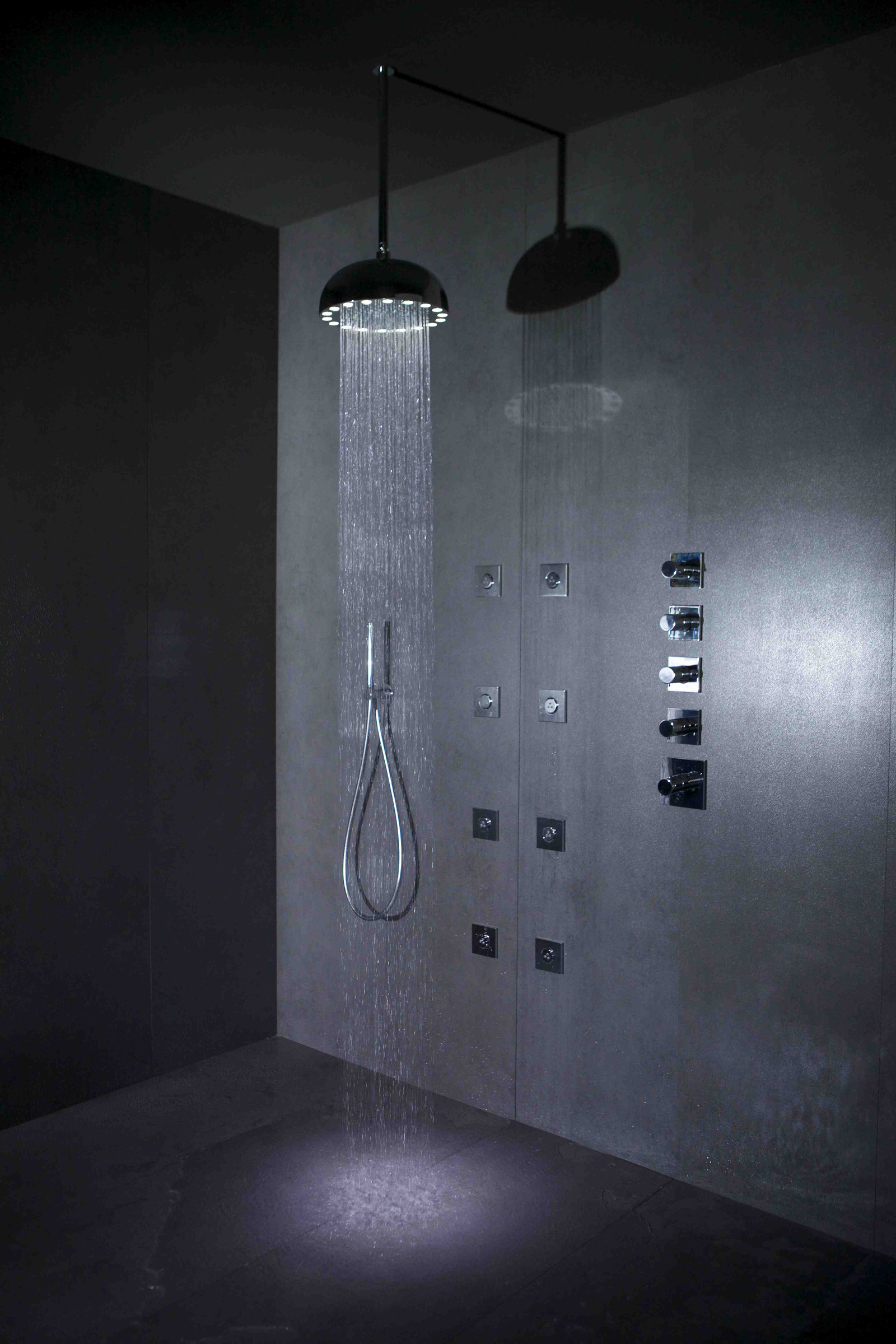 sink install scheme new h vanity luxury light bathroom over of led shower lights mirror