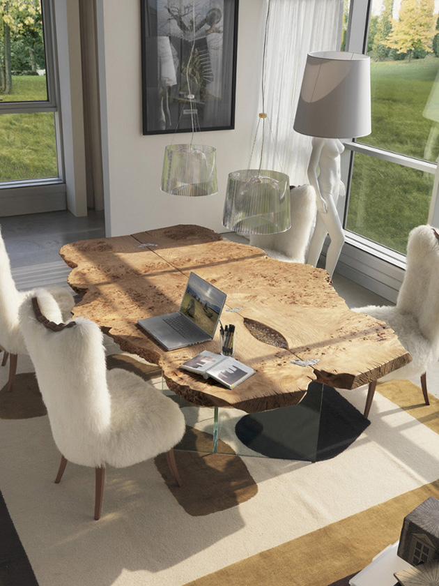 briar wood furniture by bizzotto 2 thumb 630x840 49059 Briar Wood Furniture by Bizzotto