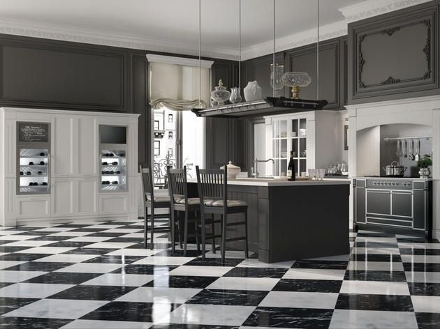 english mood kitchen minacciolo country chic 1 thumb 630xauto 48526 Country Chic: English Mood Kitchen by Minacciolo