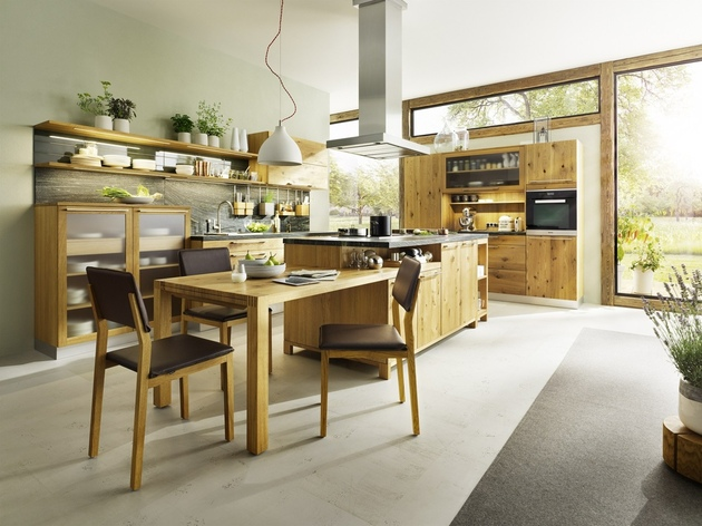 loft kitchen team7 modern woodsy 1 thumb 630xauto 48044 Loft Kitchen by TEAM7 has Modern Woodsy Aesthetic