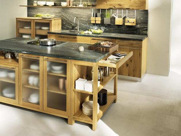 loft kitchen team7 modern woodsy 2 thumb 630xauto 48046 Loft Kitchen by TEAM7 has Modern Woodsy Aesthetic