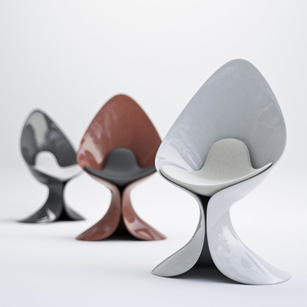 calla lily chair by zad italy dangerous curves 1 thumb 630xauto 50851 Calla Lily Chair by ZAD Italy has Dangerous Curves