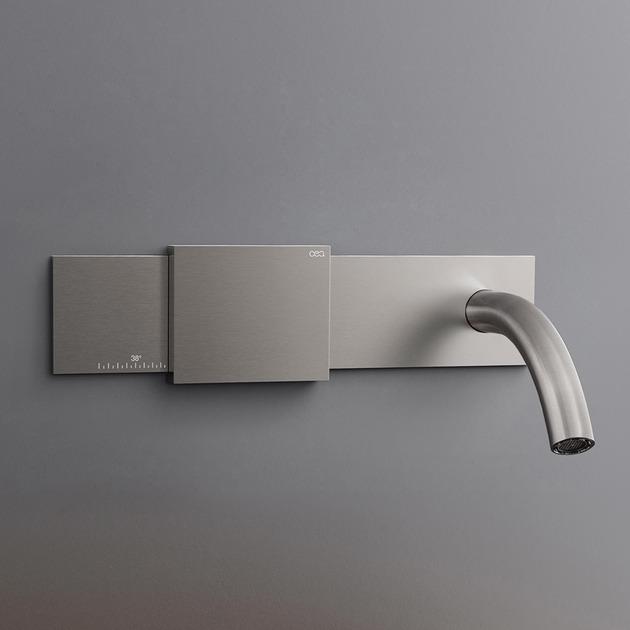 cea regolo bathroom faucet sliding temperature control 1 thumb 630xauto 50901 CEA Regolo Bathroom Faucet Debuts Sliding Temperature Control