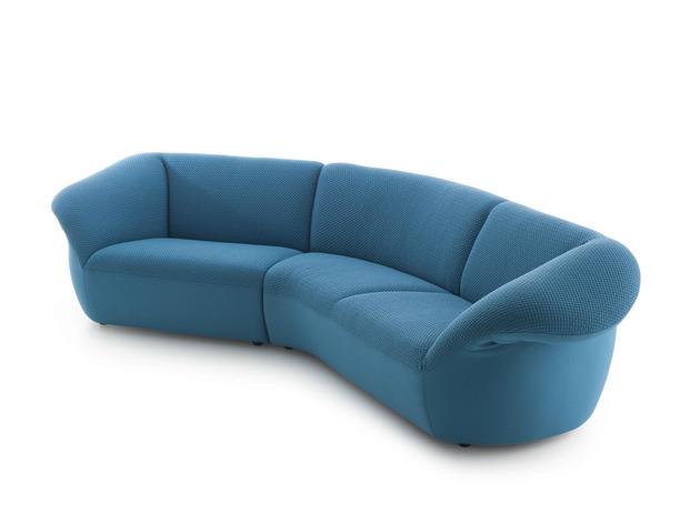simple elegant corner sofa gynko by leolux 2 thumb 630xauto 51072 Elegant Compact Corner Sofa Gynko by Leolux