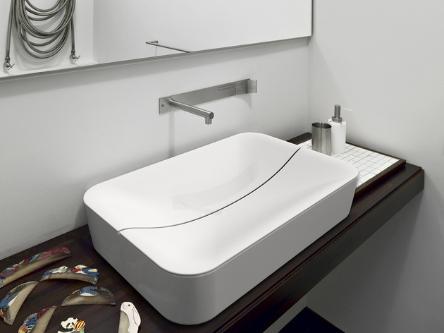 scarabeo re interprets the common sink drain design 2 thumb 630xauto 51588 Scarabeo Reinterprets the Common Sink Drain Design