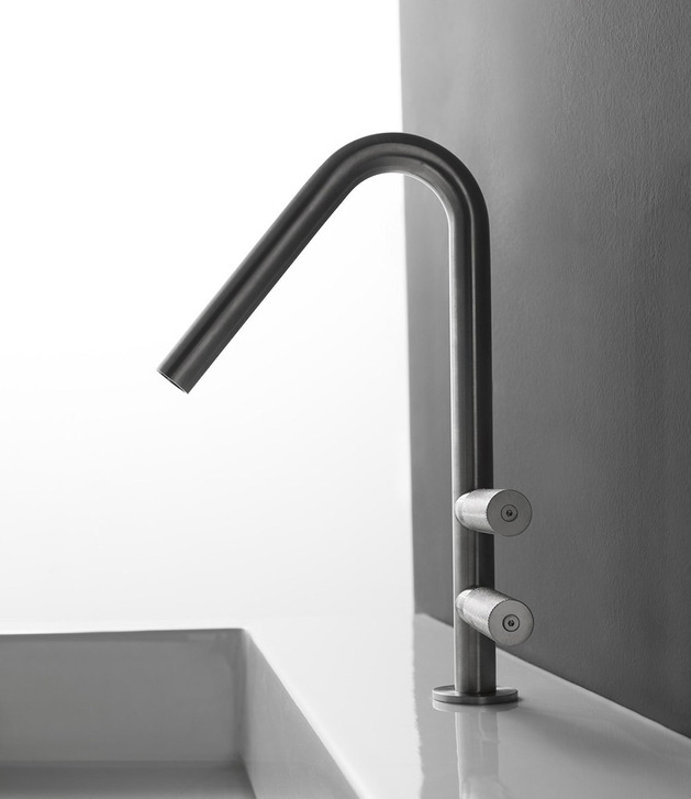 Trendy Bathroom Faucet Is Pureness Of Design, Grace Of Form