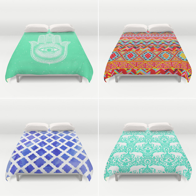 artistic duvet covers 1 thumb 630xauto 53836 Artistic Duvet Covers Made on Demand at Society6