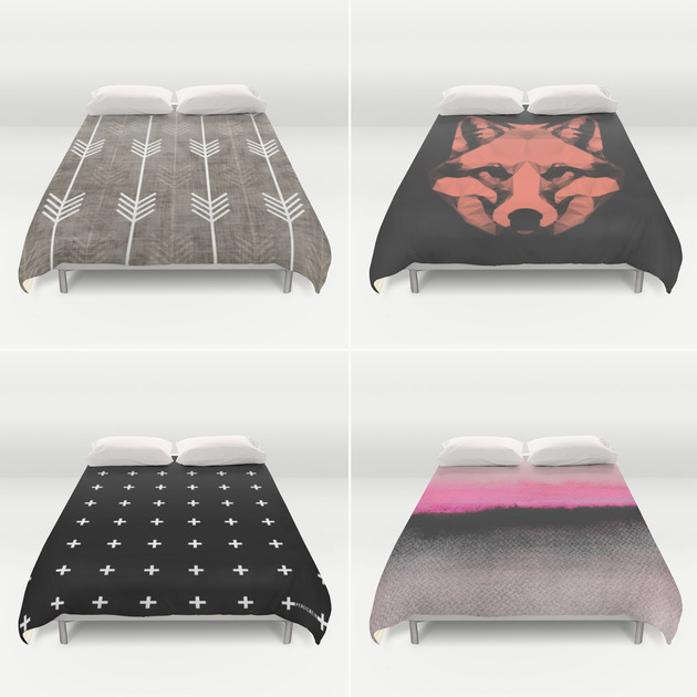 artistic duvet covers 2 thumb 630xauto 53838 Artistic Duvet Covers Made on Demand at Society6