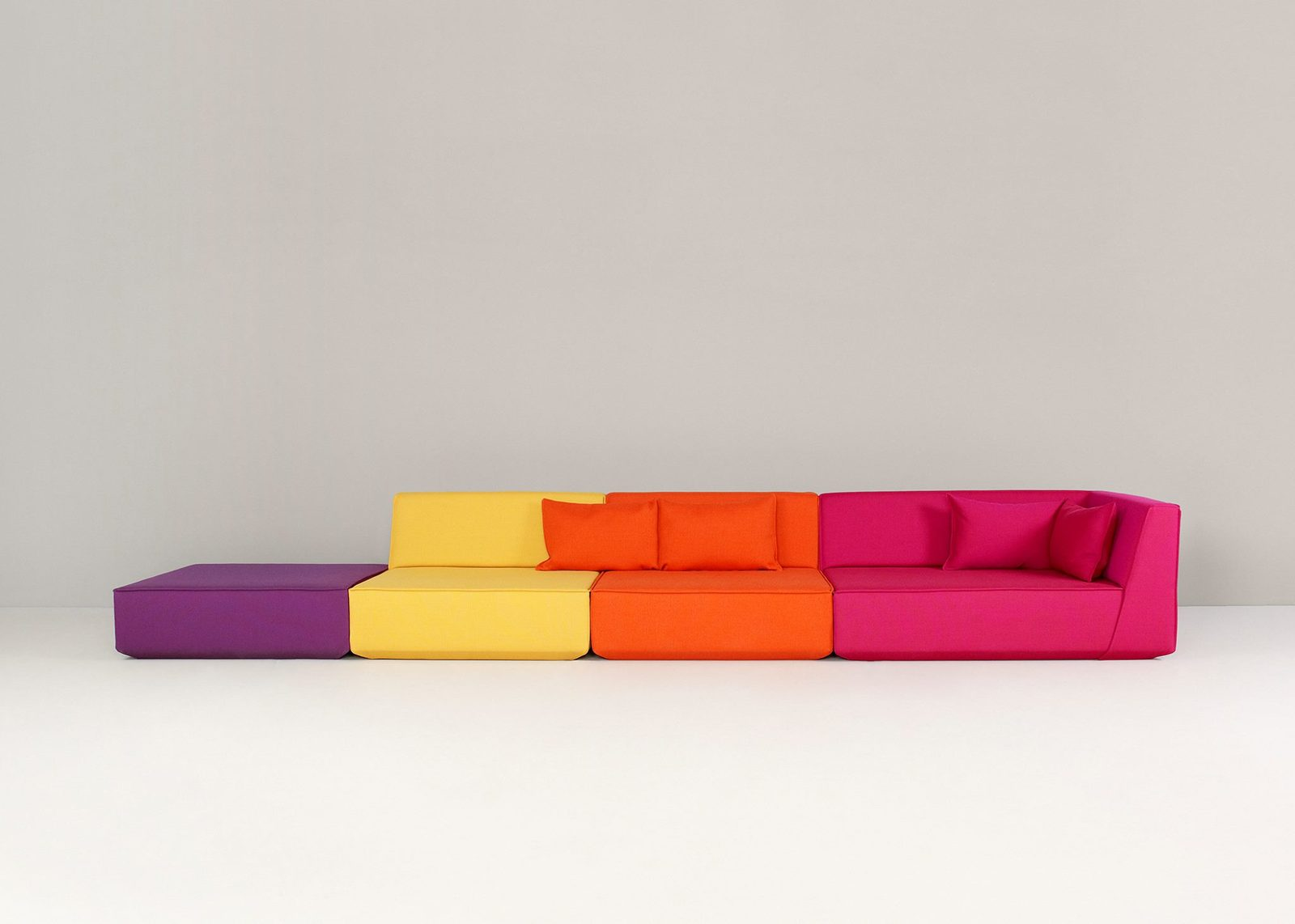 Configurable Sofa Sectionals Cubit By Mymito