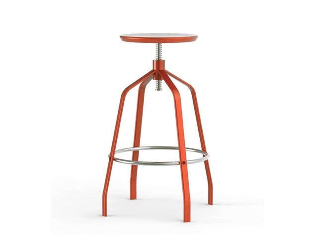 elegant minimalist adjustable height bar stool 2 thumb 630xauto 53674 Elegant Minimalist Adjustable Height Bar Stool   Vito by Area Declic