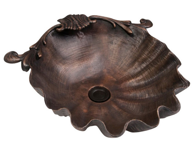 rustic bronze casted sinks santa fe by domain industries 2 thumb 630xauto 53714 Rustic Bronze Casted Sinks   Santa Fe by Domain Industries