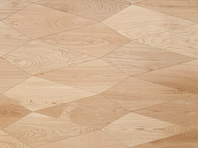 diamond shaped parquet by menotti specchia 1 thumb 630xauto 55050 Diamond Shaped Parquet by Menotti Specchia
