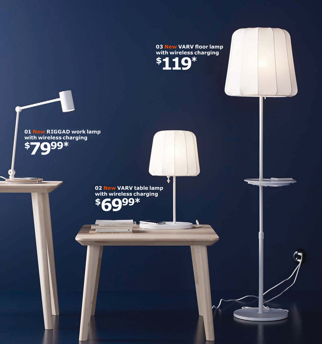 new ikea lamps with wireless charging let you charge your smartphone 1 thumb autox672 55242 New IKEA Lamps with Wireless Charging Let You Charge Your Smartphone