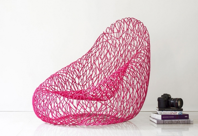 pink statement chair never looked more unusual 1 thumb 630xauto 54554 Pink Statement Chair Never Looked More Unusual