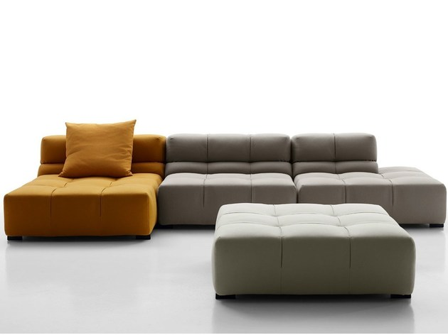 this trendy cubic sofa is a new addition to tufty time 1 thumb 630xauto 54852 This Trendy Cubic Sofa is a New Addition to Tufty Time Collection from B & B Italy