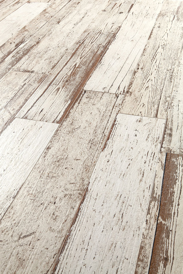 distressed wood look tile porcelain santagostino thumb autox945 55956 Wood Look Tile: 17 Distressed, Rustic, Modern Ideas