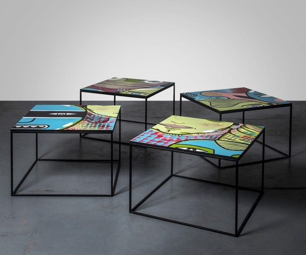 2 graffiti panels street art project furniture thumb 630xauto 57691 Graffiti Furniture Brings Street Art into Your Home