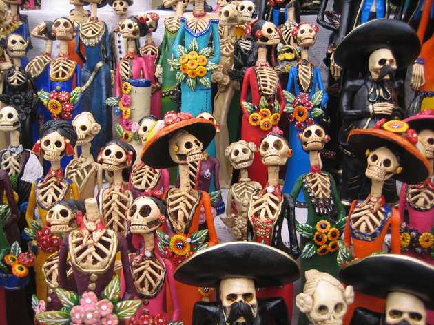 Day of the Dead Decor: Its the New Halloween