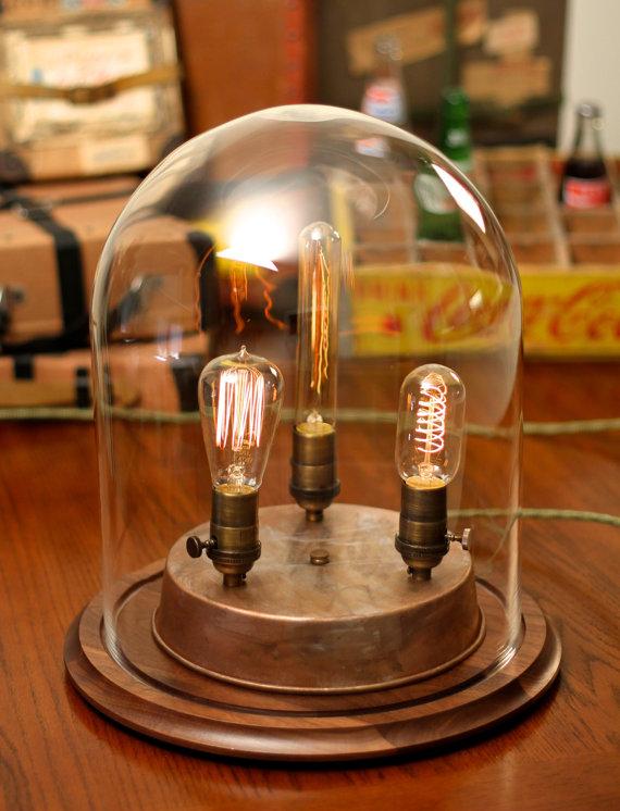 View In Gallery Edison Light Ideas Bell Dan Cordero Jpg