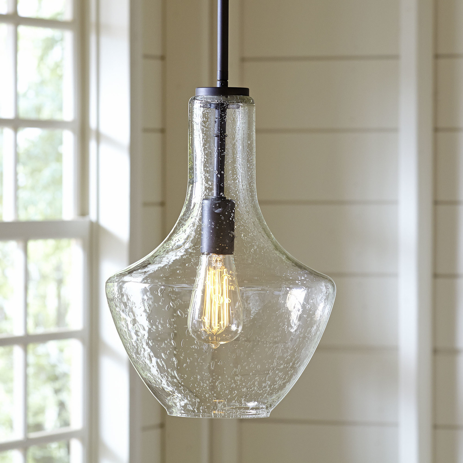 View In Gallery Edison Light Ideas Sutton Pendant Birch Lane